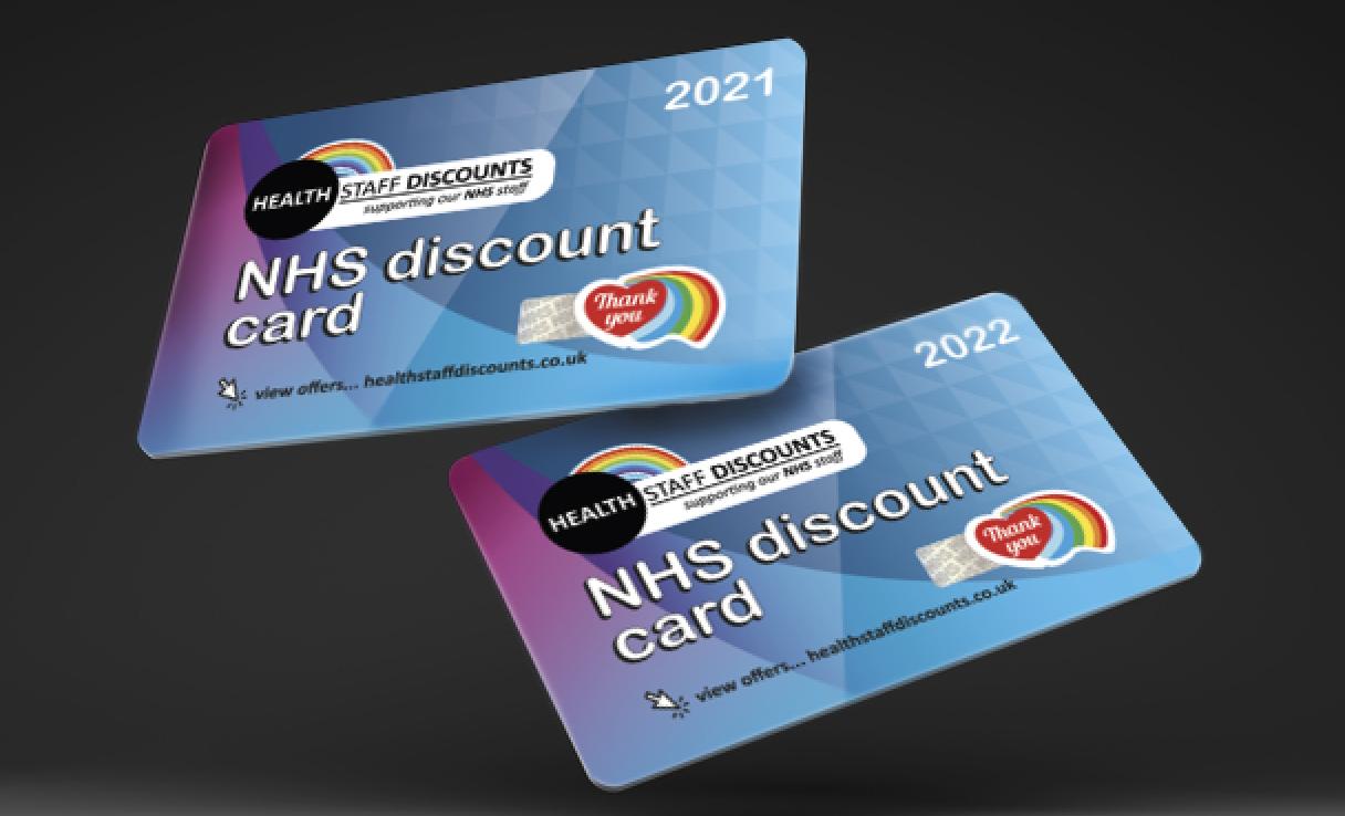 NHS Discount Card