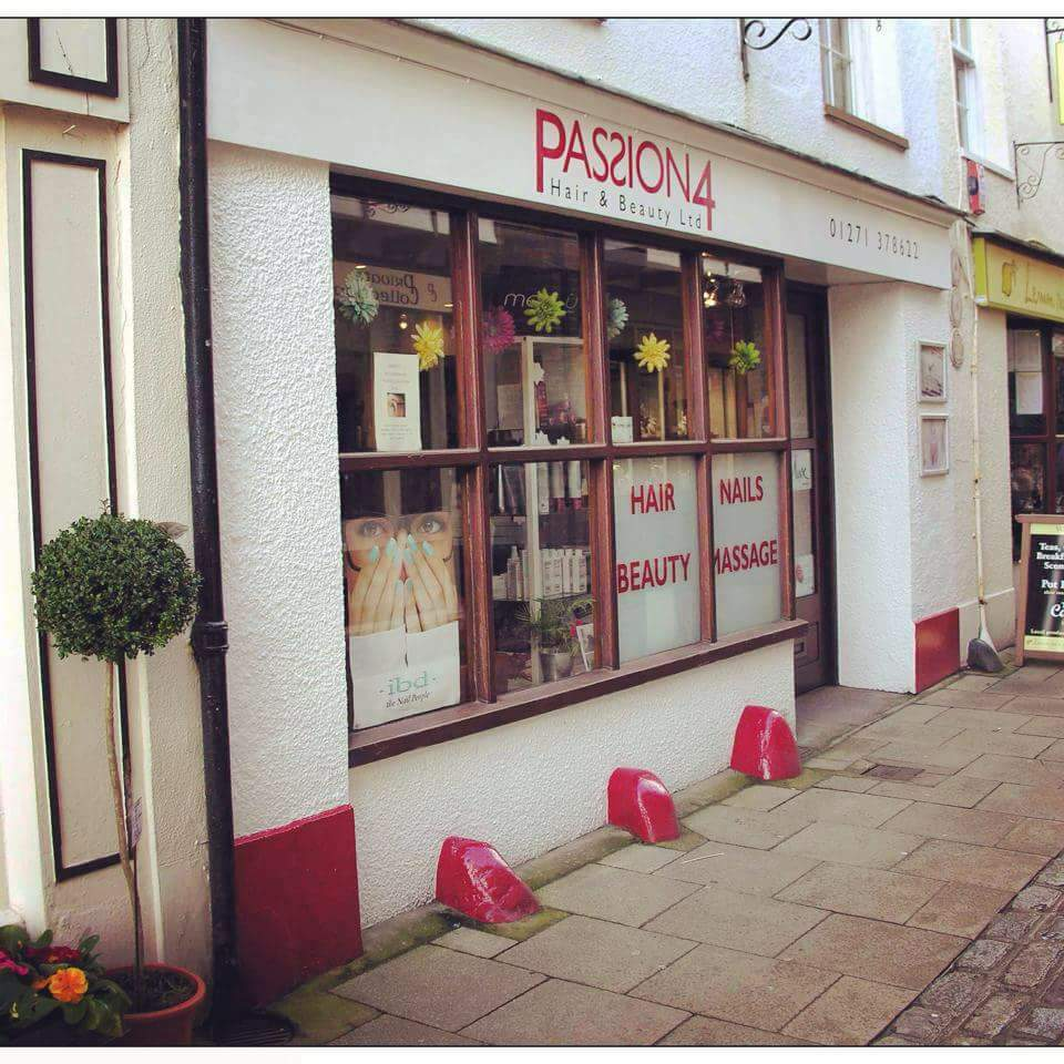 Passion 4 hair and beauty barnstaple