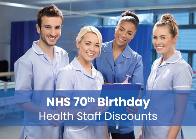 NHS 70th Birthday